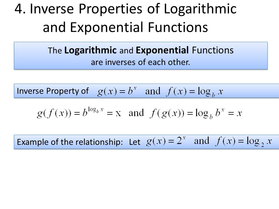 6261797 on Exponential And Logarithmic Equations Worksheet