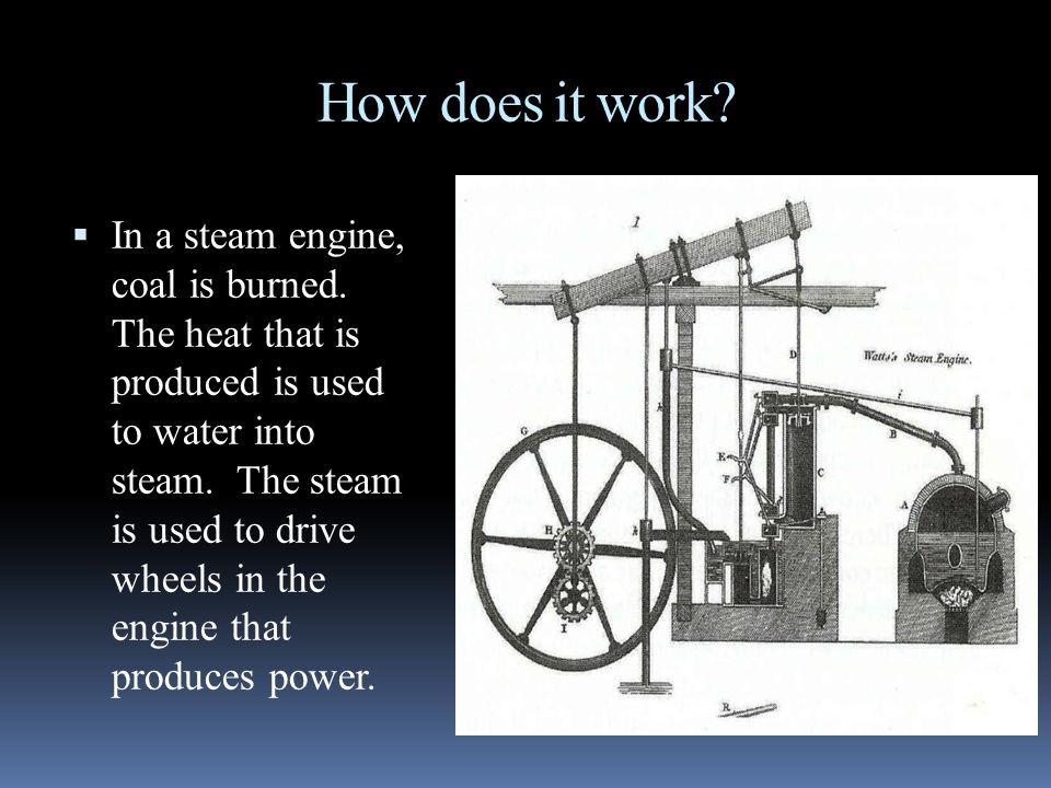How Heat Works Steam Engine – Articleblog info