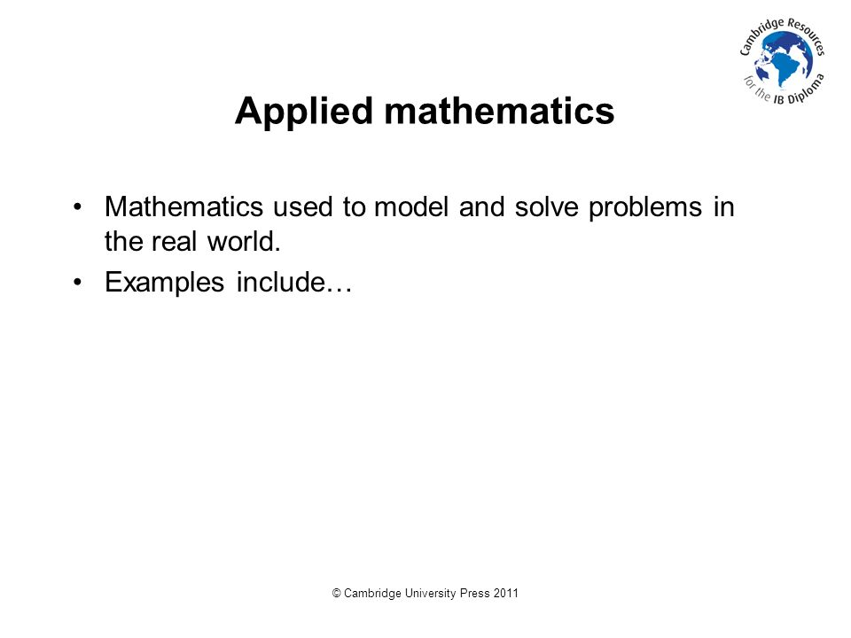 Areas of knowledge – Mathematics - ppt video online download
