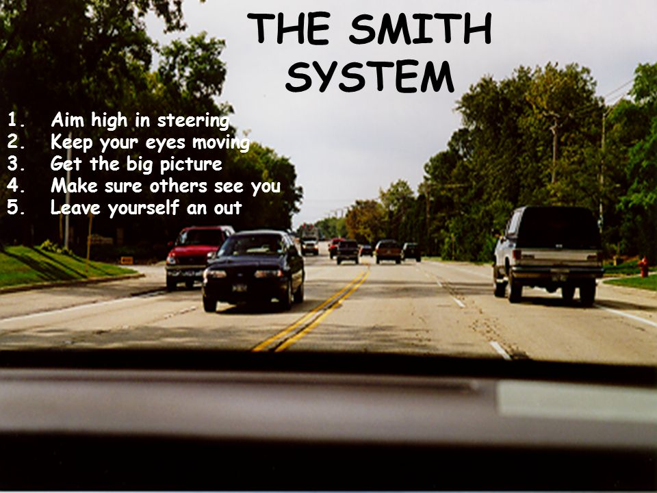 the smith system
