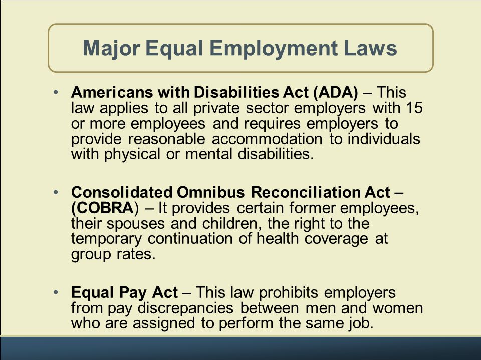 legal rights and requirements for children with disabilities Disability eligibility requirements disability benefits for children the information contained herein is not legal advice.