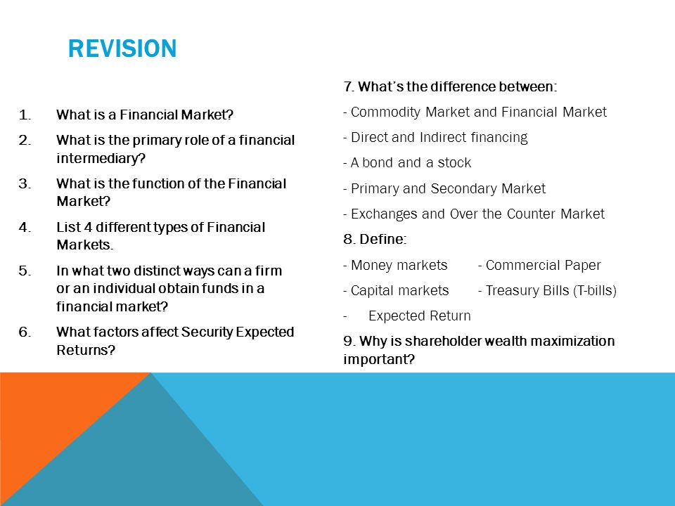 primary capital market and secondary capital market pdf