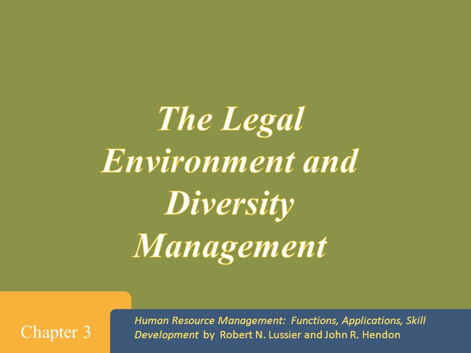 the legal environment Welcome to the companion website for the legal environment of business and online commerce, 7/e to access student resources, click on a chapter on the above navigation bar.