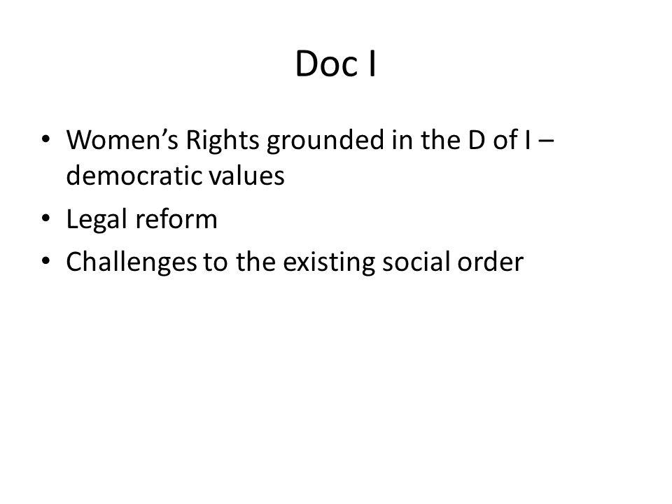 women reform dbq Reformation dbq apush - college essays - ilikecats - feb 24, 2013 reformation dbq apush related essays this age of reform as it is called, brought immensely.