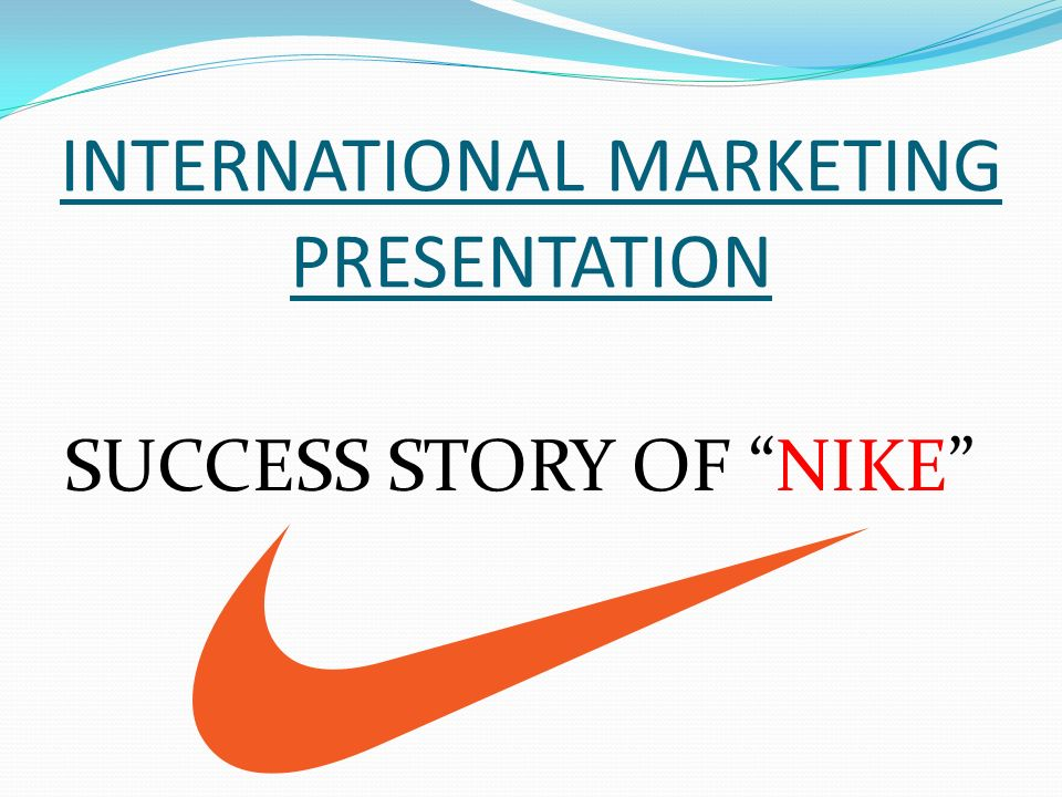 International Marketing Presentation  Ppt Video Online Download