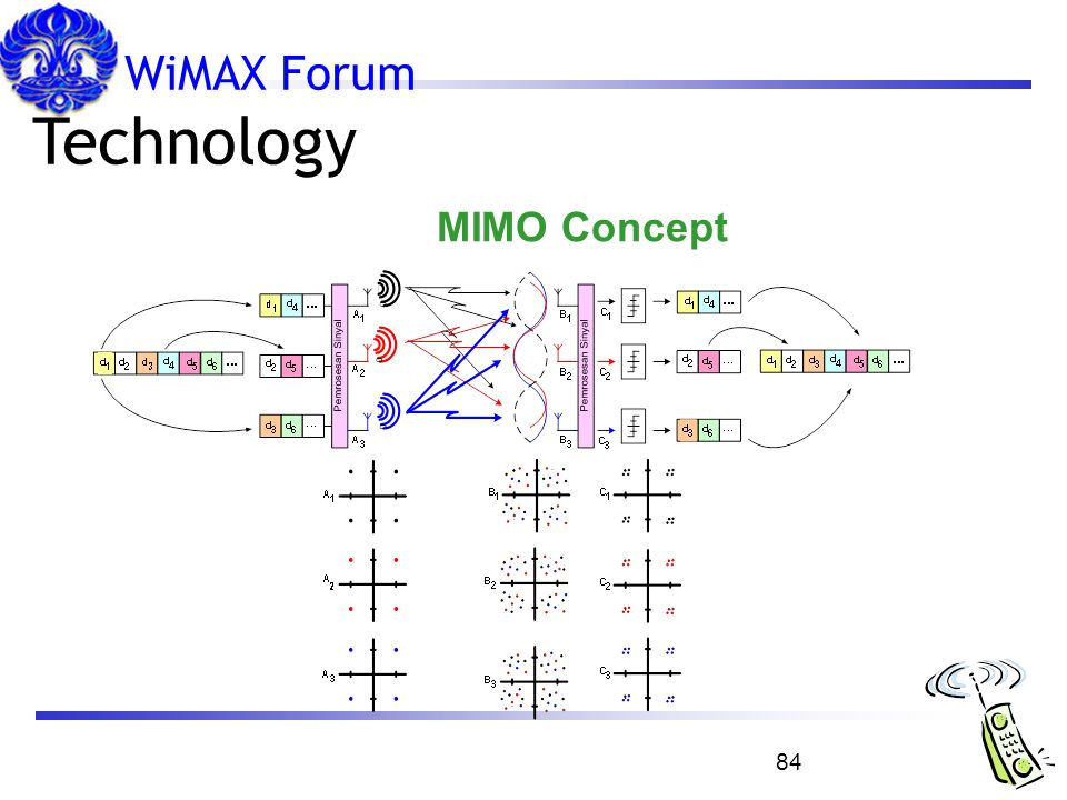 WiMAX Forum Technology MIMO Concept