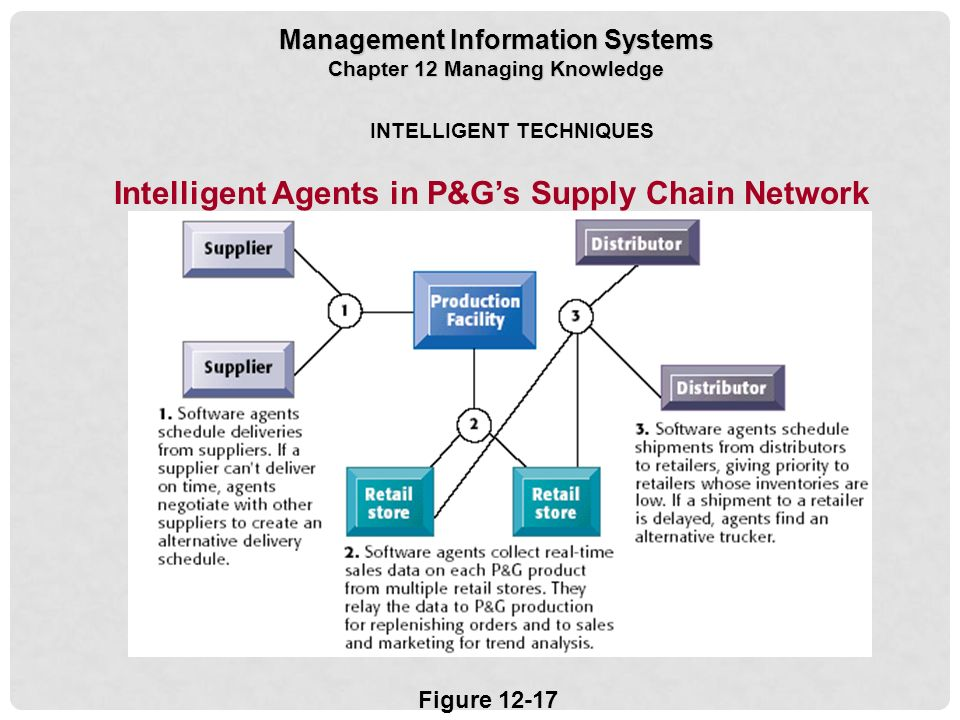 p&g supply chain management pdf