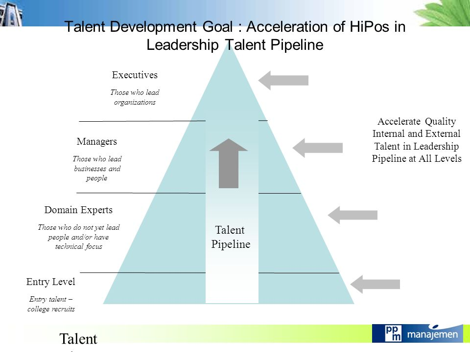 leadership and talent development Talent and skill shortages, both in leadership and specialist technical roles, are regularly quoted as being amongst the top 3 most important challenges facing executives leadership sa provides a holistic approach to talent management and skills development to enable them to be effective in a vuca environment.
