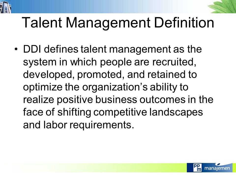 Talent Management Amp Succesion Management Ppt Video