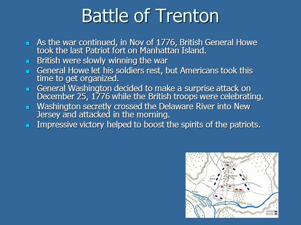 Battle of trenton date in Sydney