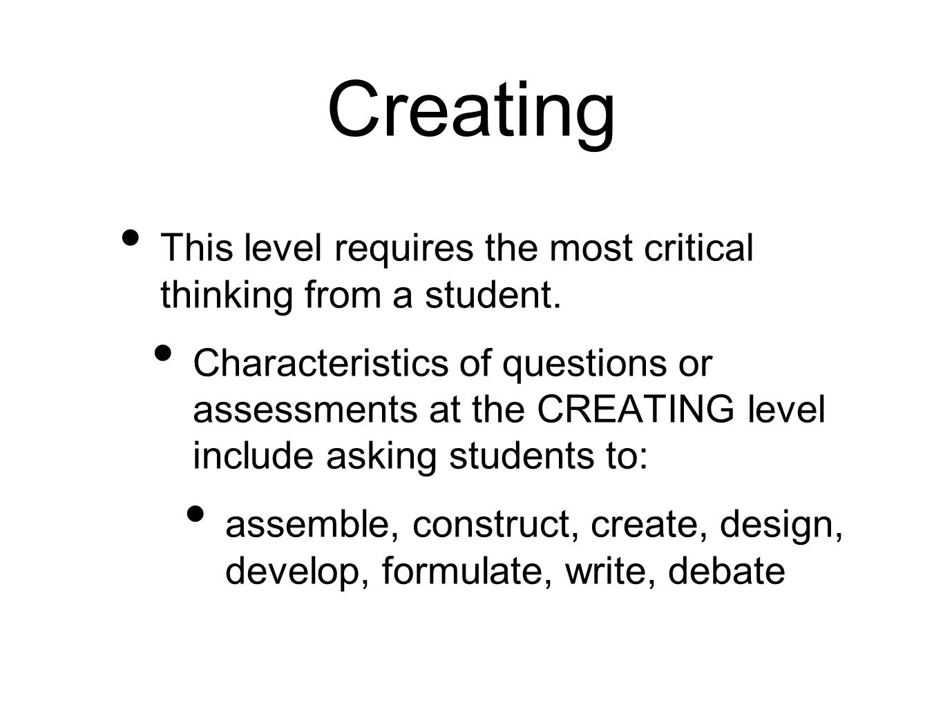 """the importance of critical thinking for students Facione, pa, """"critical thinking: what it is and why it counts """" 2011 update page 4 now, consider the example of the team of people trying to solve a problem."""