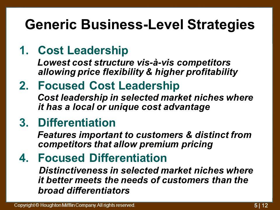 building competitive advantage through market based Porter's five forces vs resource based view emphasizes building competitive advantage through competitive landscapes: a market-based and.