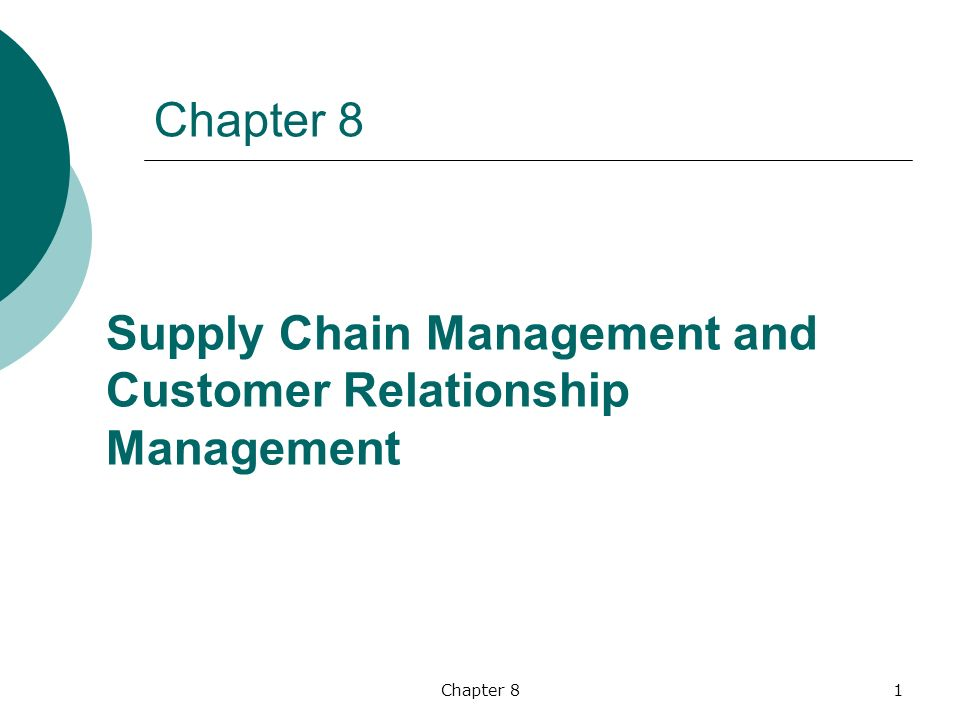 Supply chain and product Margins: Improving one augments the other