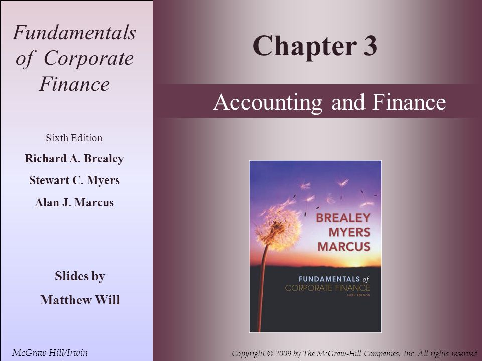chapter 1 3 finance Business and personal finance unit 1 chapter 1 © 2007 glencoe/mcgraw-hill 7 step 3: identify your options it is impossible to make a good decision unless.