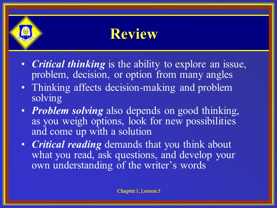 develop critical thinking questions Teaching strategies to promote critical thinking  by:  ask a lot questions,  professional development and real teacher blogs plus the tools and.