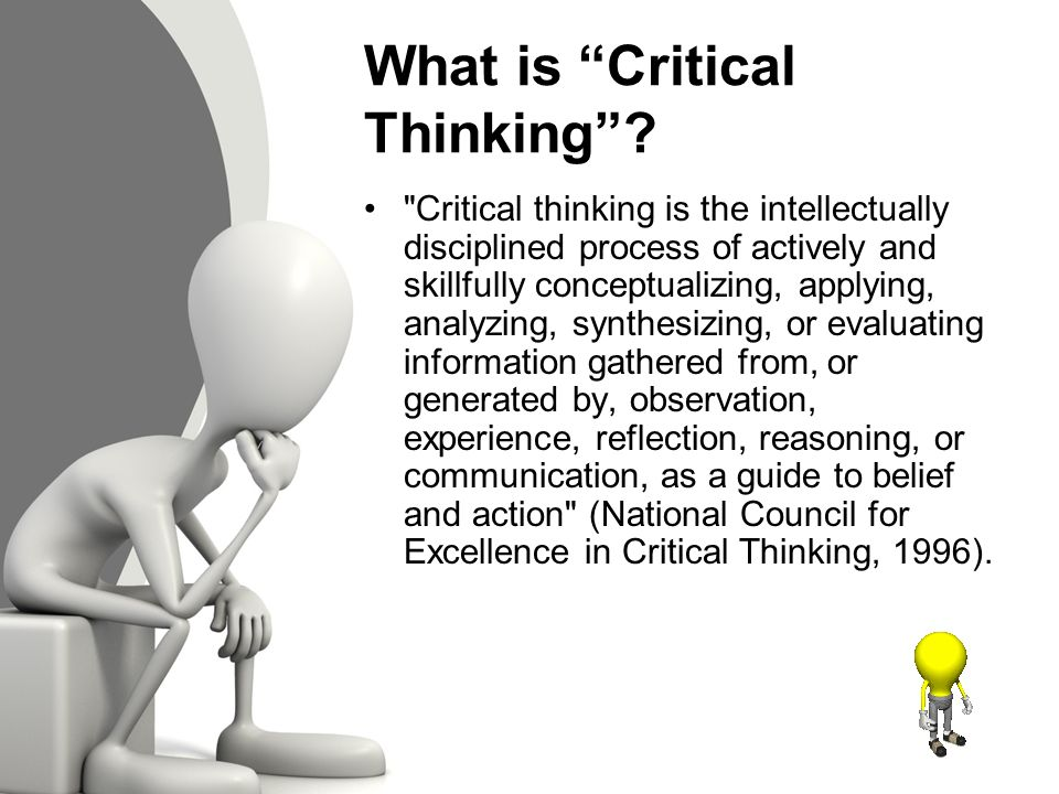 the critical thinking company curriculum Building thinking skills (beginning):question and answer puzzles to improve  academic performance by michael o baker the critical thinking co 2008.