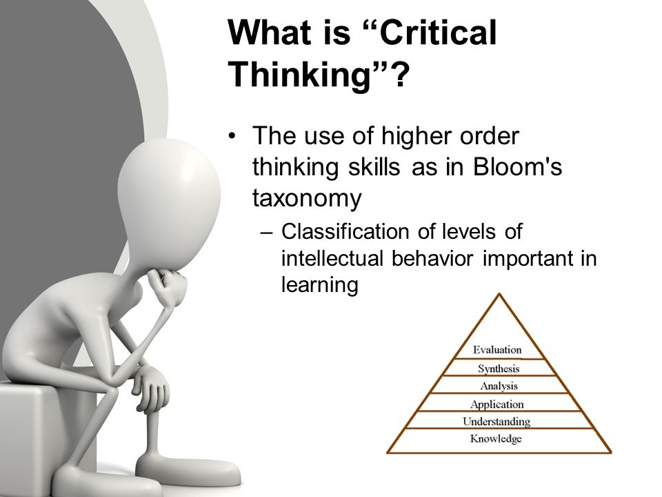 """the use of higher order thinking skills in teaching The teaching of higher-order thinking 2020 in 1991, the critical and creative thinking skills (kbkk) in 1996, and the concept of """"smart school"""" in 1997."""