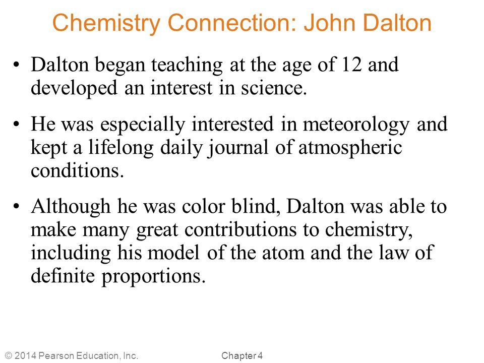 a look at the scientific theories and inventions of john dalton John dalton is best known for pioneering modern atomic theory though the idea of atoms has been around for quite some time, dalton continued countless scientific work and created what is now called.