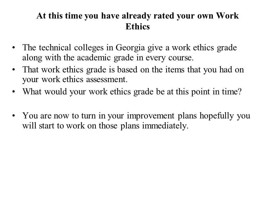 my overall work ethic essay You are here: great life photography » uncategorized » work ethic essays i need help writing my college essay work ethic essays i need help writing my college essay.