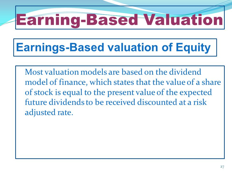 ddm model busines finance essay Dividend discount valuation model for stocks – formula & example by kalen smith posted in: stocks share tweet pin comments  but one of the oldest and most basic is the dividend discount model the dividend discount valuation model uses future dividends to predict the value of a share of stock,  kalen smith has written for a variety of financial and business sites.