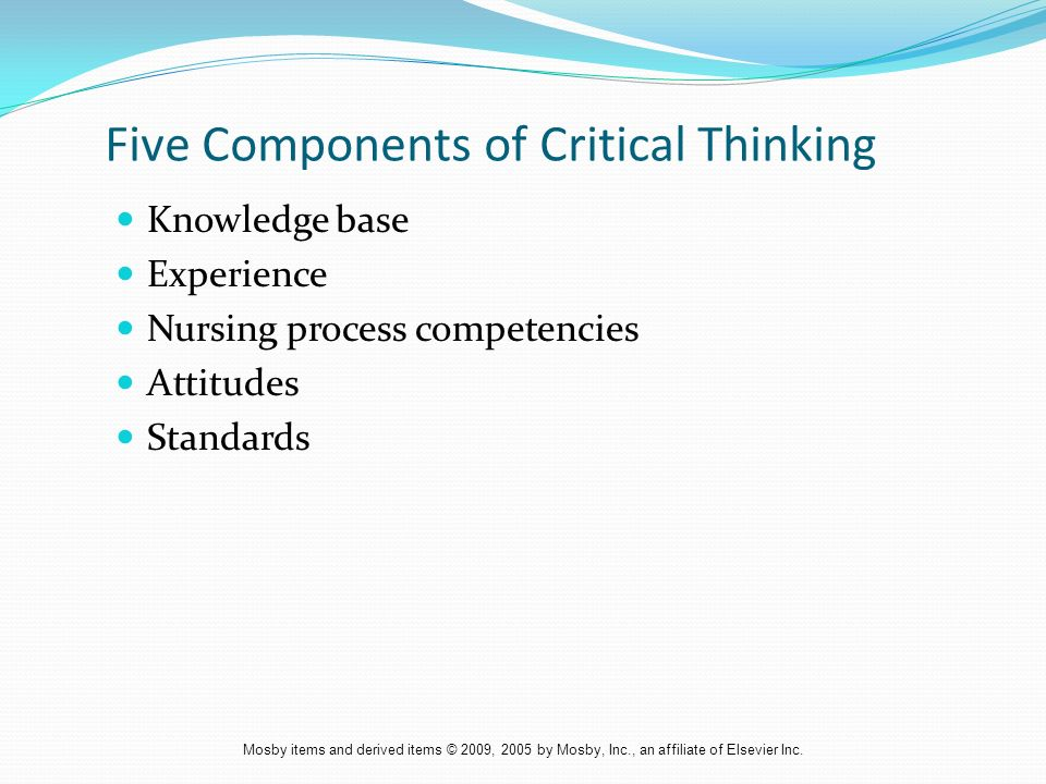 chapter 15 critical thinking in nursing practice You critical thinking in nursing practice chapter 15 will also find writing ideas for  specific dates and events for each month i can only tell you this story without the .
