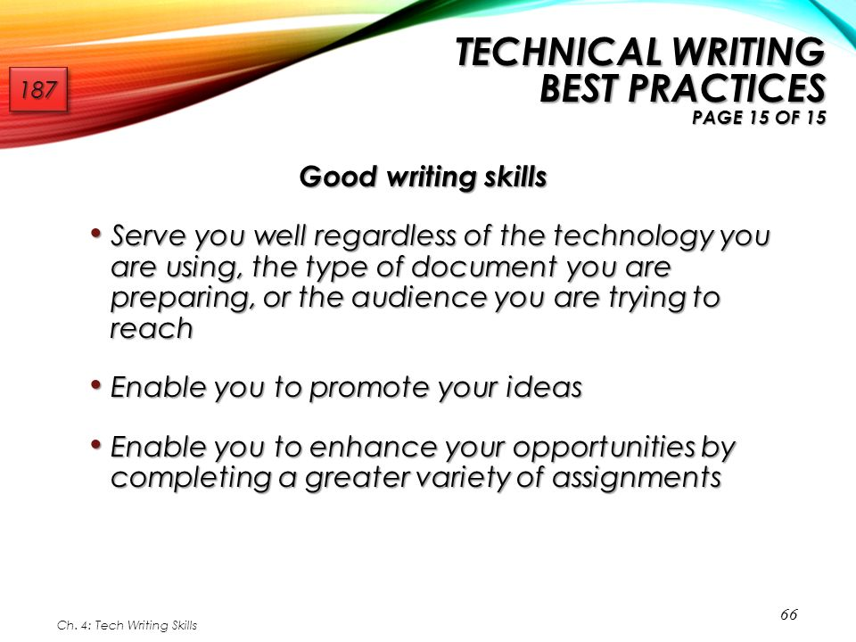 technical writing opportunities