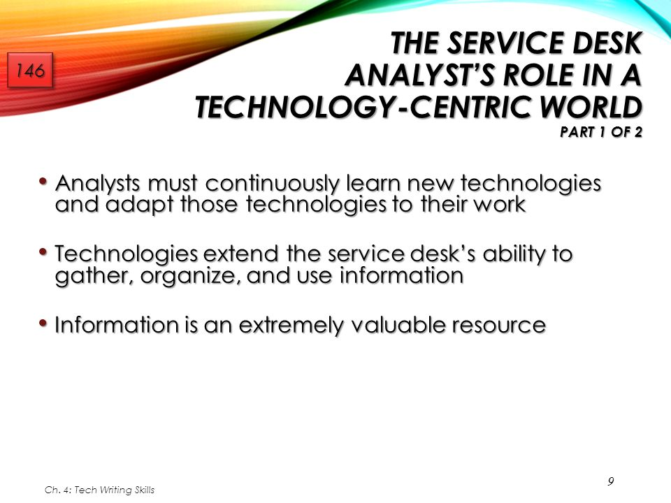 role of help desk in technical support information technology essay Help desk resume objective representing a growing need with the proliferation of computer technology, help desk workers provide technical assistance to users either in person or remotely.