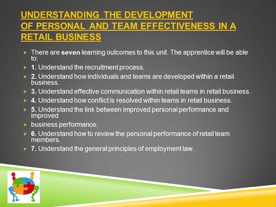 understand the business of retail Understanding your retail trade area  • understanding the geographic extent and  -business card collection.