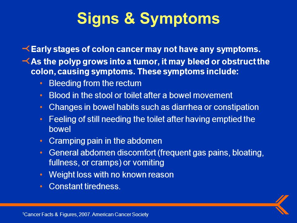 Colorectal Cancer An overview Dr - ppt download