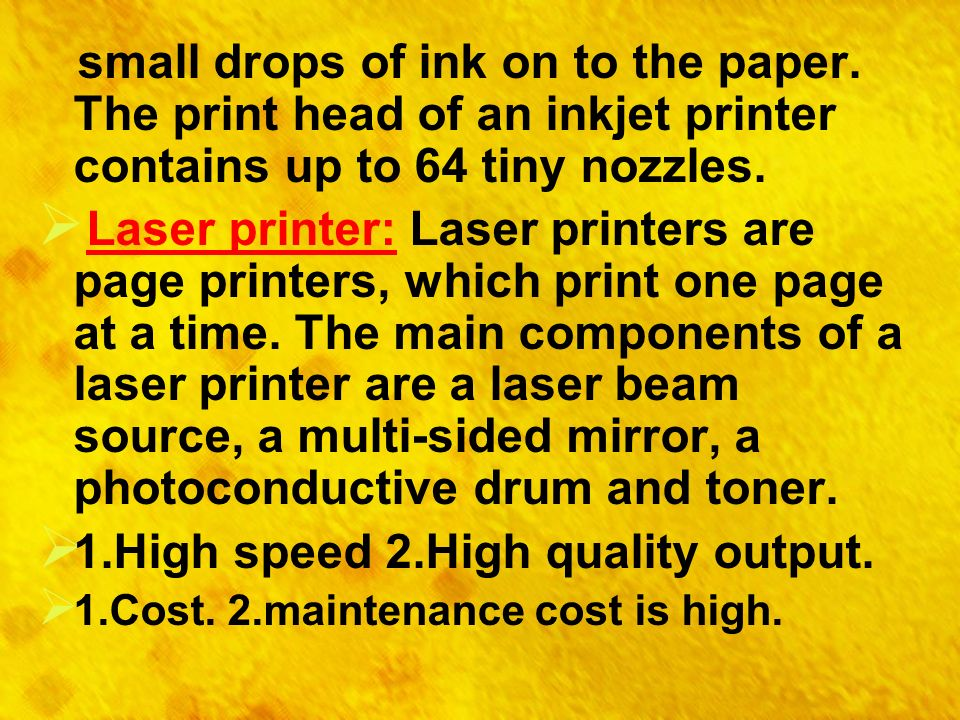 cost and assembly output quality Design for (cost effective) assembly and  identify quality (mistake proofing)  input/output devices xerox photocopier.