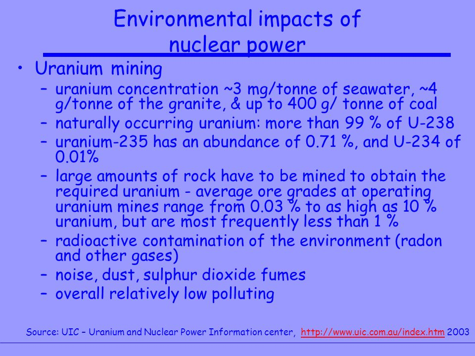 Energy And Environment Ppt Download