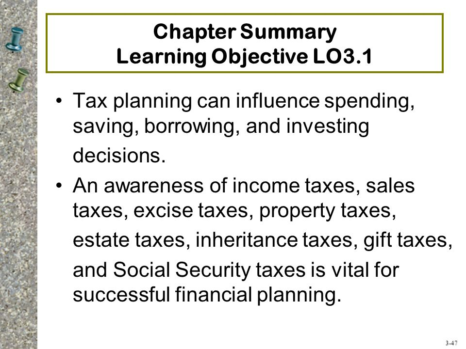 Summary of Chapter 1 Learning Objectives