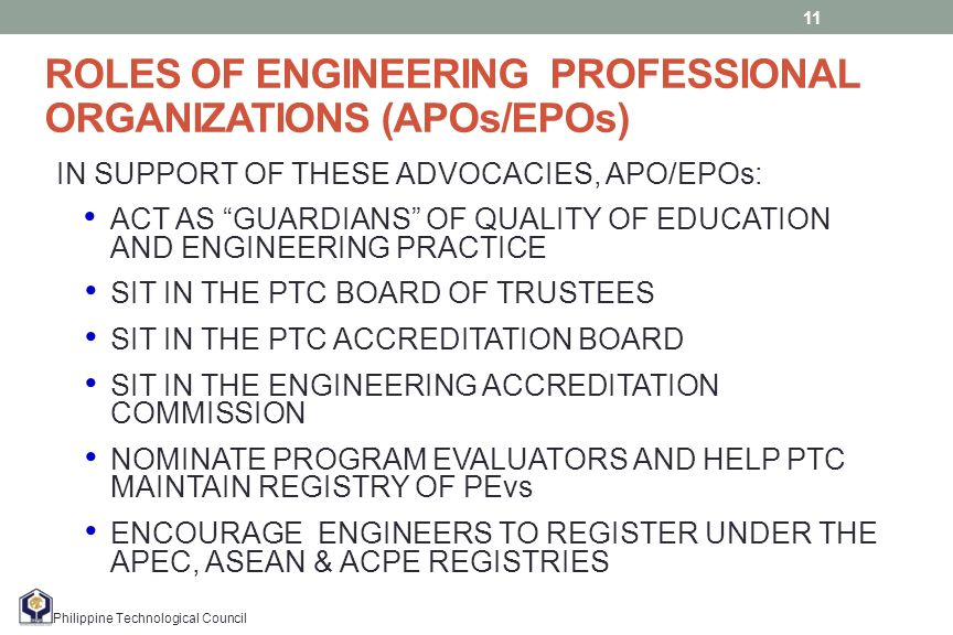 professional responsibility the role of engineering Role of engineer in society  have a responsibility to society in this role,  & international context of engineering professional activities.