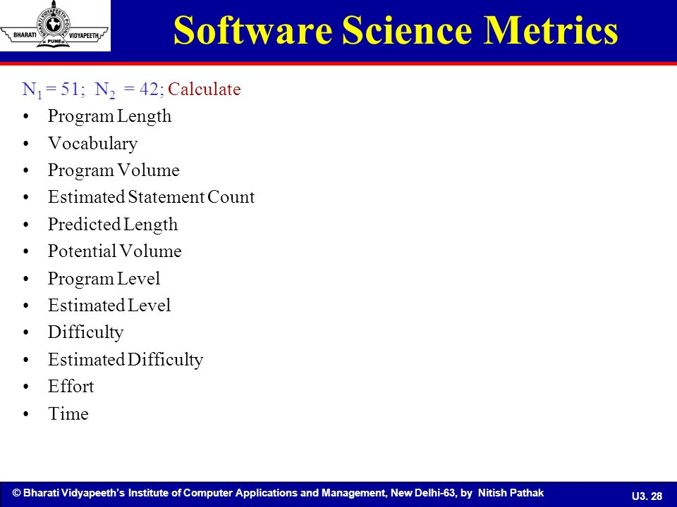 thesis on software metrics Read a description of software metrics this is also known as software performance metrics, it metrics, software measurement free detailed reports on software.