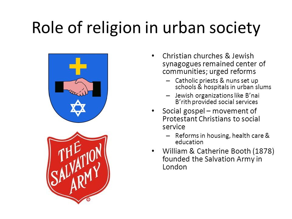 the role of religion in changing society Hello nicole, good highlights of the changing role of religion as an agent of socialization i was wondering if you think that the religion role is heading in the right direction or not.