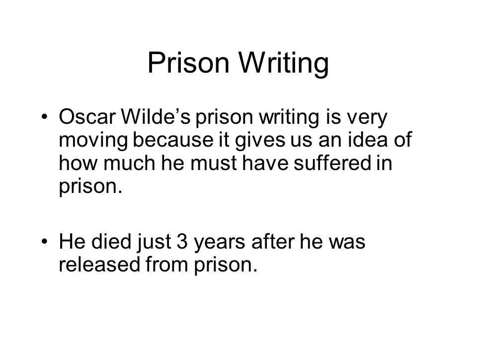 prison writing Arizona prison writing project in 1970, poet and former university of arizona  professor richard shelton received a letter from a serial killer asking for feedback .