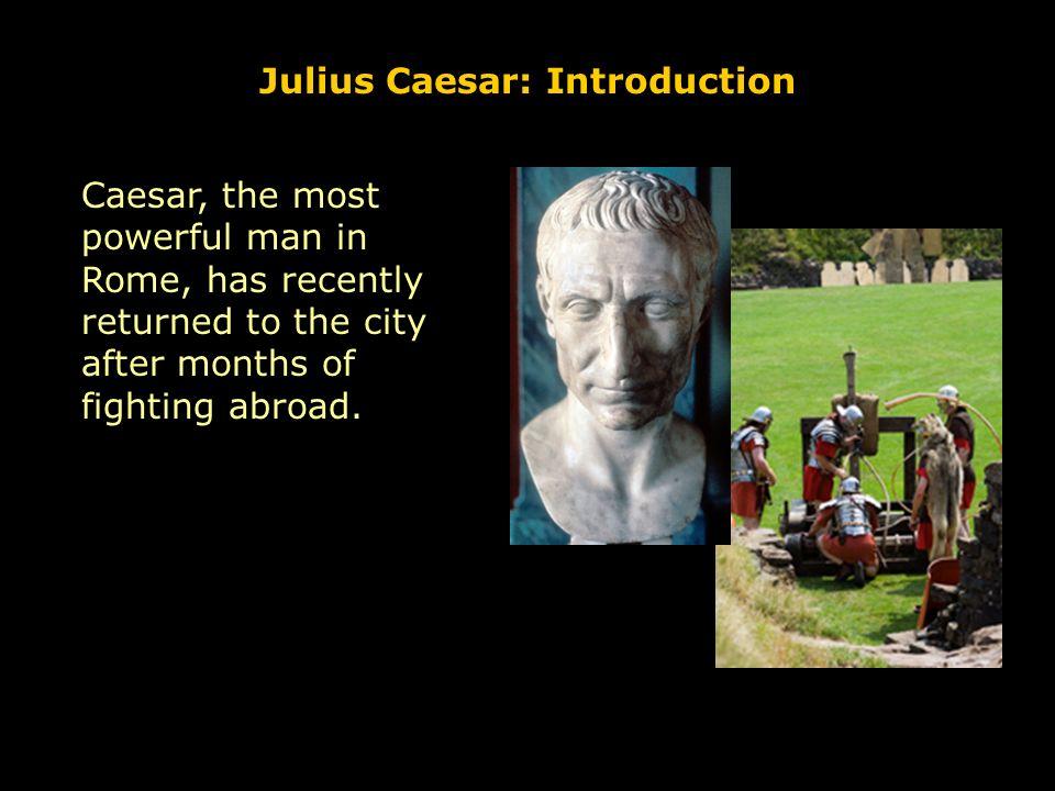 introduction to julius caesar essay