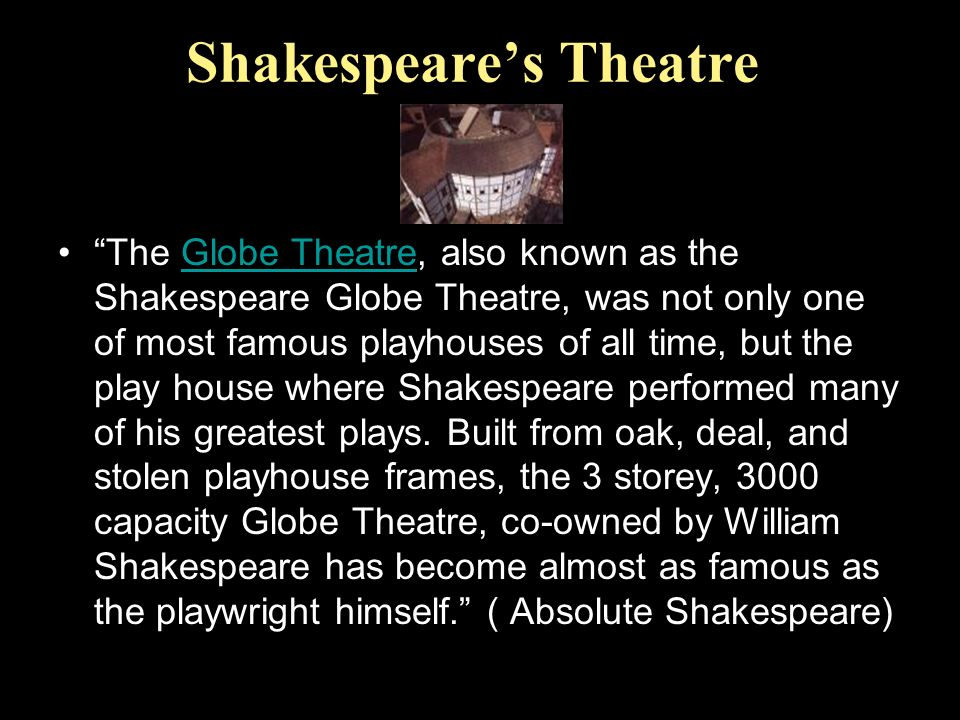 shakespeare the dramatist dating the plays Did shakespeare write 'shakespeare' much ado about nothing , the greatest elizabethan dramatist prior to shakespeare , of shakespeare's plays as.
