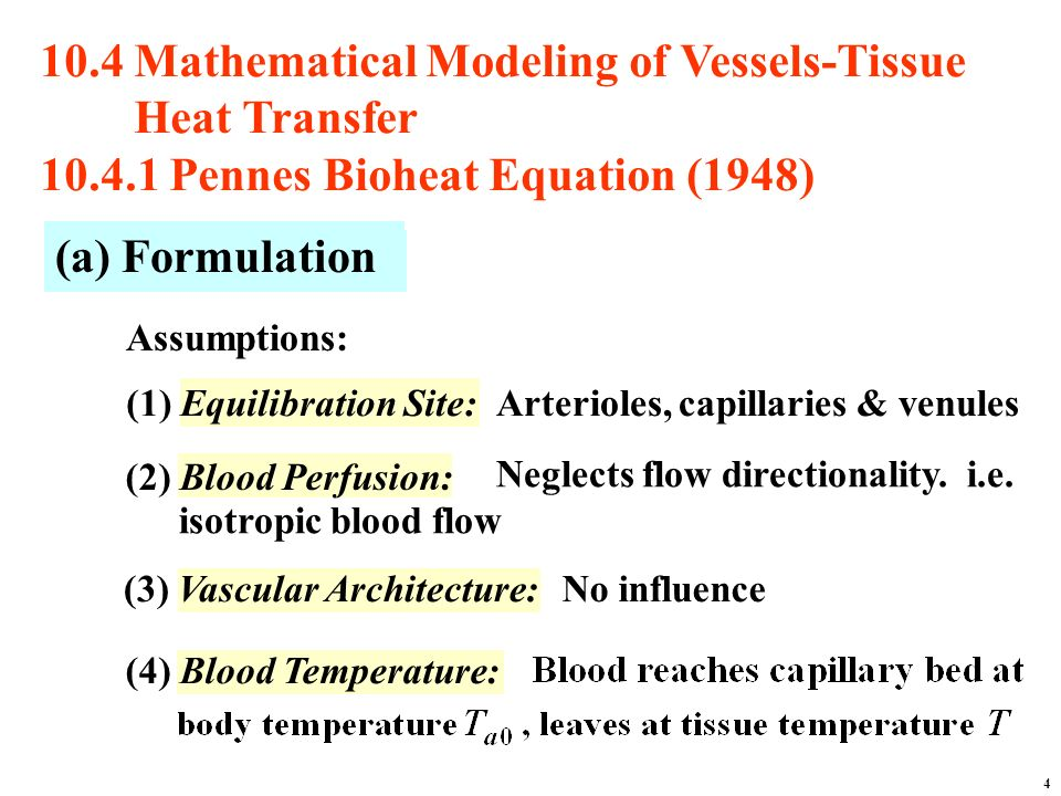 mathematical modeling of microwave heating of In the second part of the study a mathematical model was developed to describe  heat and mass transfer of a model material under microwave fields.
