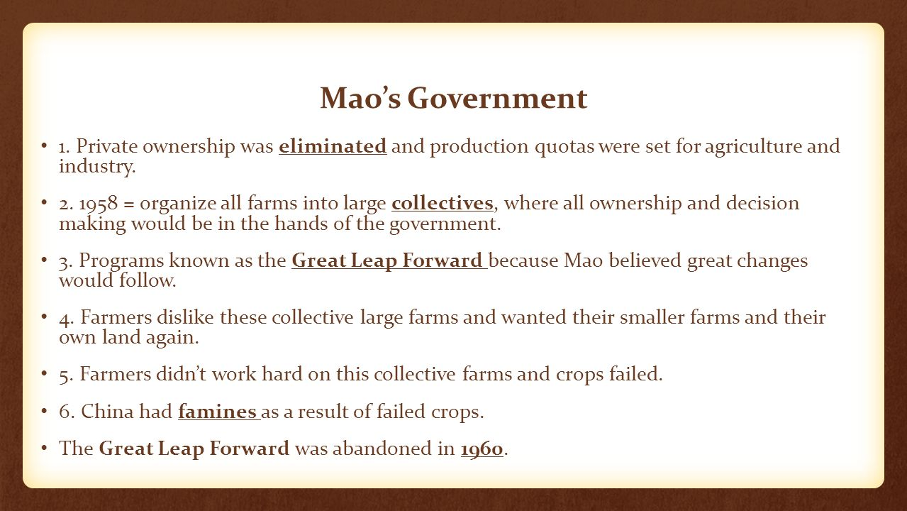 the impact of mao zedong on chinese society Impact of japan's august  political movement that shutdown chinese society and resulted in the  with that debacle, mao, and with him, mao zedong.
