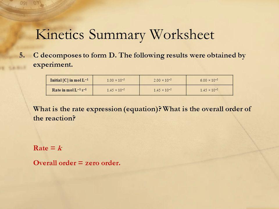 chapter 12 chemical kinetics ppt video online download. Black Bedroom Furniture Sets. Home Design Ideas