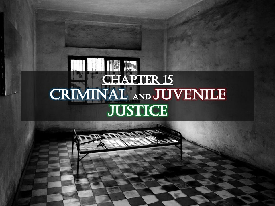 crime and juvenile justice Overview many individuals who come in contact with law enforcement and the  criminal or juvenile justice systems have a mental and/or substance use disorder.