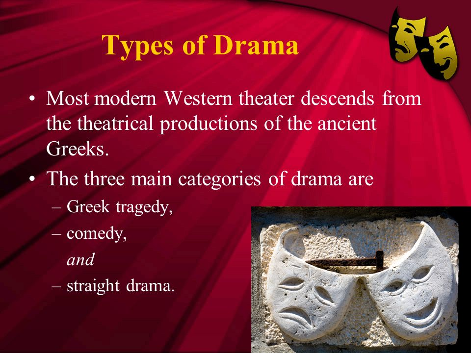 features of modern drama This module will be taught in autumn 2018 by carol rutter and delivered by one  2-hour hour seminar per week, consisting of a mini-lecture followed by seminar.