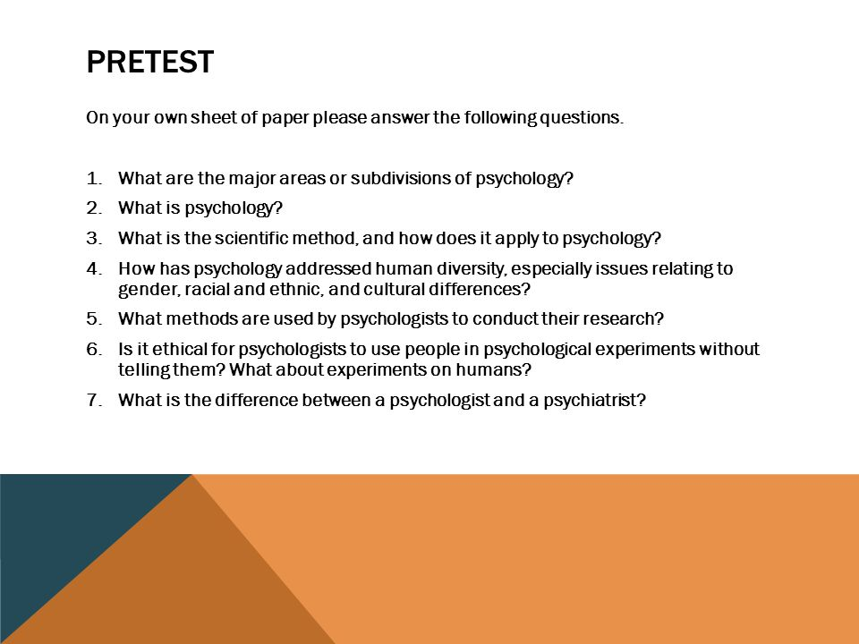 5 Main Characteristics of a Good Psychological Test