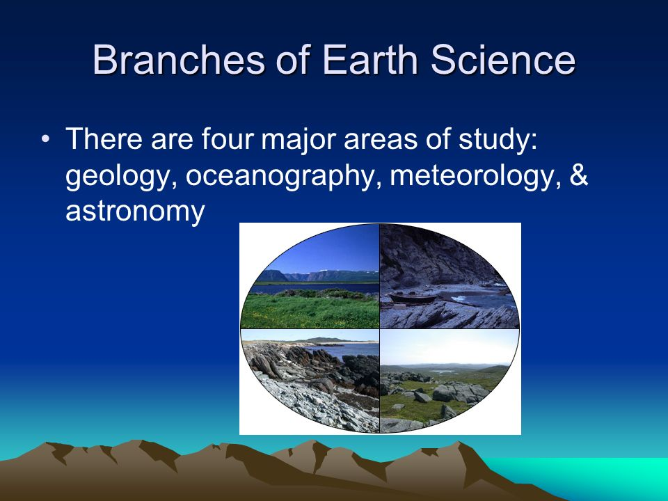 introduction to earth science ppt download