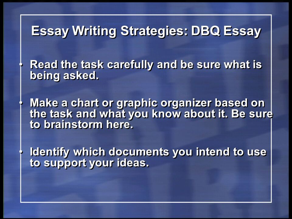 1994 dbq essay Description simon rogers ap us history 3-29-11 1994 dbq outline q: to what extent was late nineteenth-century and early twentieth-century united states.