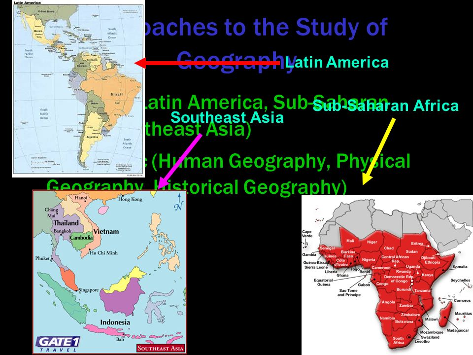 Introduction to human geography ppt video online download approaches to the study of geography sciox Choice Image