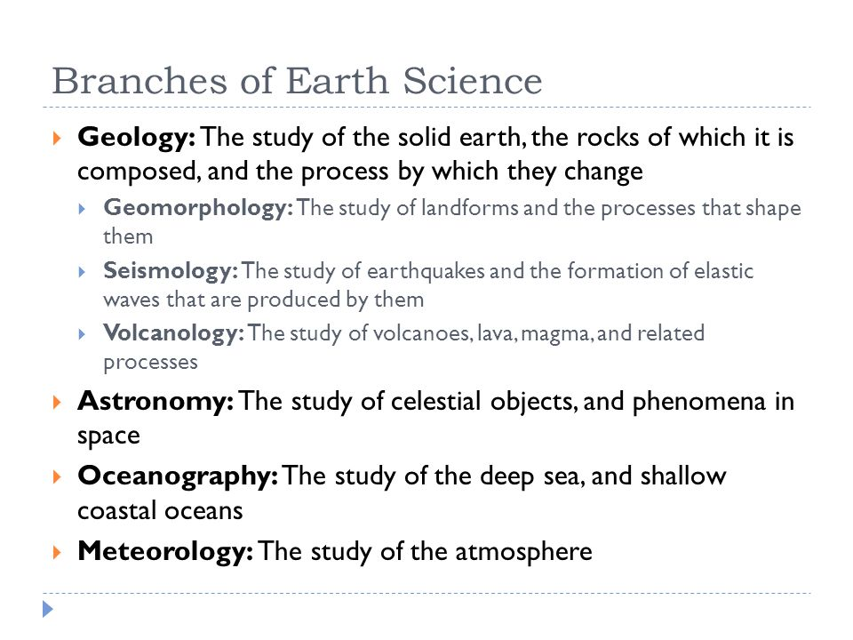 Introduction to Earth and Space Science ppt video online download – Branches of Science Worksheet