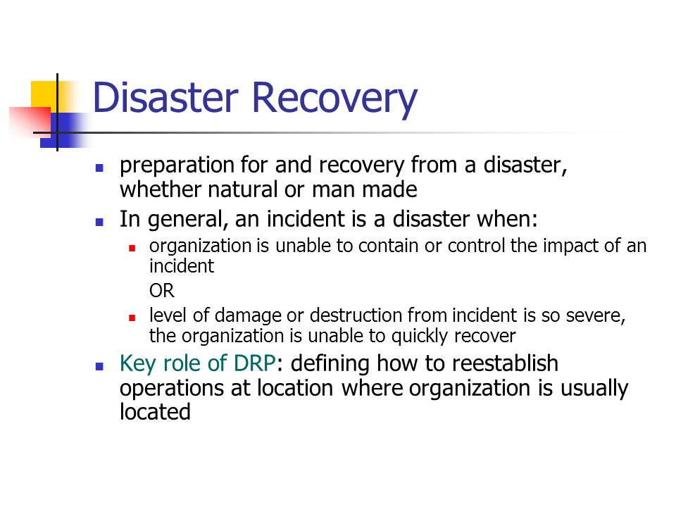 recovering from a natural disaster The purpose of the national transportation recovery strategy (ntrs) is to help you, as a transportation industry stakeholder or a local, tribal, or state4 government official, prepare for or manage the transportation recovery process following a major disaster.