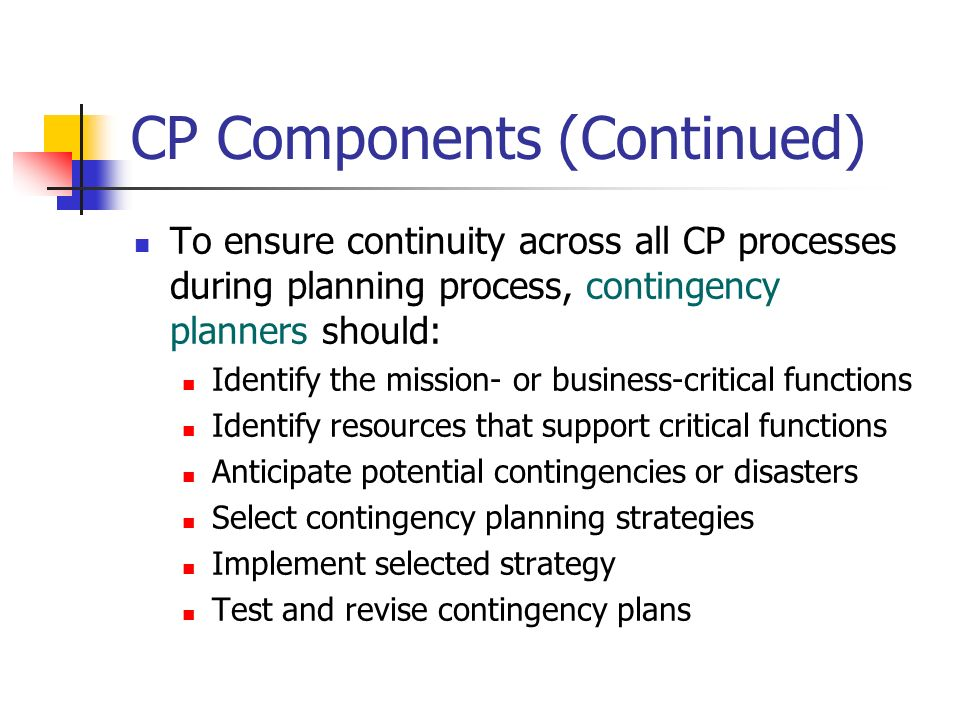 What are the Components of a Project Plan?